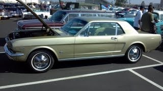 1965 Mustang 289 C code coupe all original for Sale at Best Offer