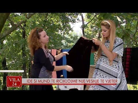 Ide si mund të riciklojmë një veshje të vjetër