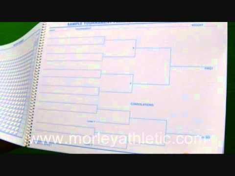Cliff Keen Complete Wrestling Scorebook - Youtube