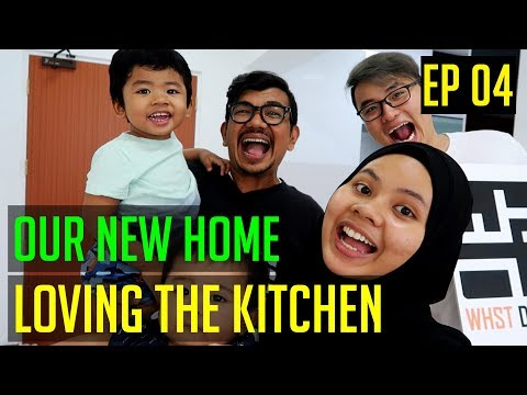 Loving The Kitchen Episode 4 - 3 Room BTO Ferngrove@Yishun
