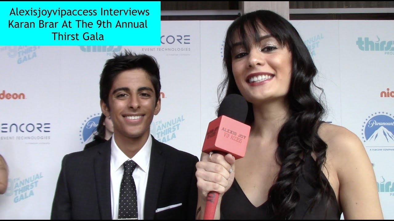 Karan Brar Talks About Pacific Rim Uprising & Does A Fun Speed Round – Alexisjoyvipaccess Interview