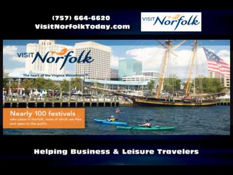 Tourism Information in Norfolk Virginia - VisitNorfolk