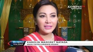 Karolin Enggan Menanggapi Spekulasi Seputar Pencalonannya di Pilgub Kalbar
