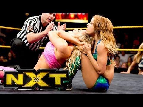 Natalya vs. Sasha Banks
