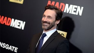 Jon Hamm Explains Career Trajectory to 'Mad Men'