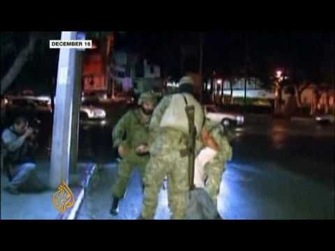 Mexican marine family's killing tied to death of cartel leader - 23 Dec 09