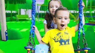 Yes Yes Playground Song by Ulya Nursery Rhymes & Kids songs