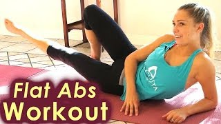 8 Minute Abs Ripper Workout 2 - Best Ab Exercises For Women & Men - Donnie
