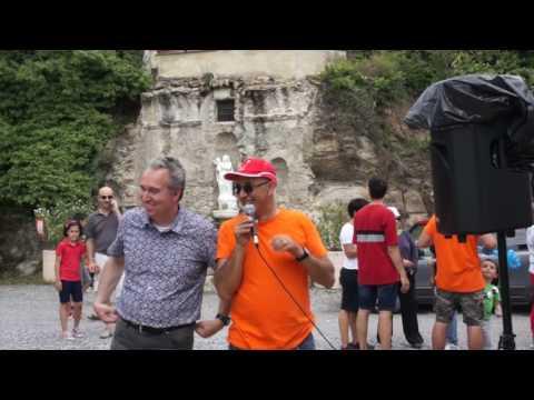 Passeggiata tra gli Ulivi e le Ginestre in Fiore  2016