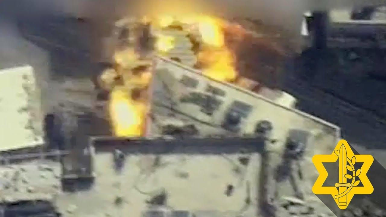 תיעוד: כך סוכל פעיל הטרור אחמד חודרי על ידי חיל האוויר | צה״ל