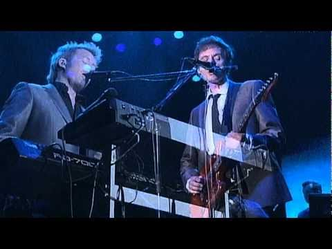 a-ha - SUMMER SONIC 2010 - The Bandstand