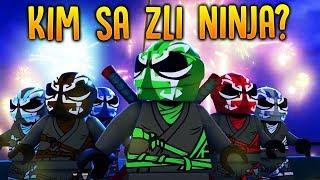 Kim są nowi Ninja? LEGO Ninjago Sezon 8