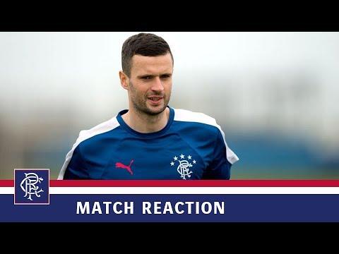 REACTION | Jamie Murphy | Corinthians 2-4 Rangers