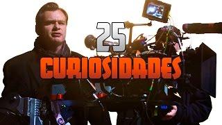 25 curiosidades| Christopher Nolan