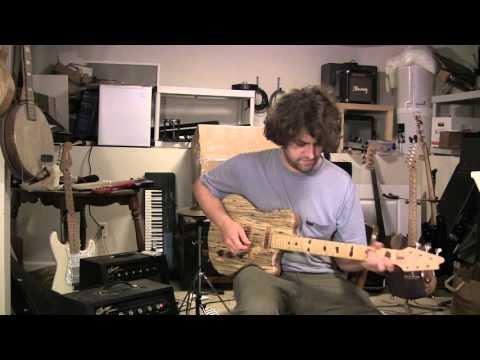 Blue Pine Guitar demo