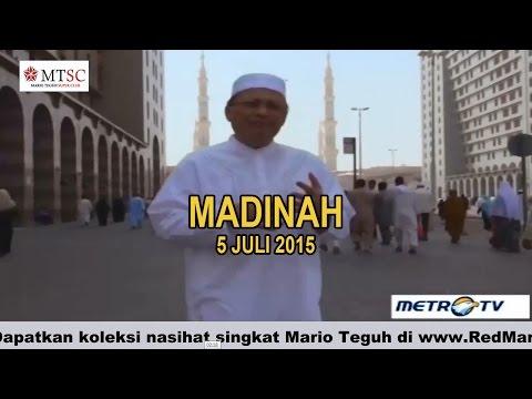 Mario Teguh - Madinah (Hebatnya Doa)