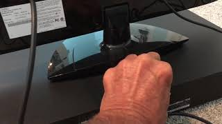 How to install a Zvox sound bar to your HDTV