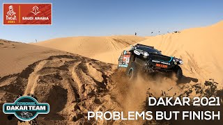 Dakar Rally 2021 problems but finish, will there be a new Beast?