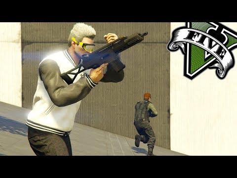 GTA V Online: CS-GO no GTA V, melhor MATA-MATA - Tj