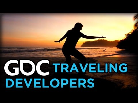 Your Indie Dev Job Lets You Travel the World