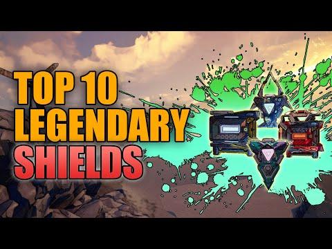 Borderlands 3   Top 10 Legendary Shields - Best Legendary Shields in the Game  