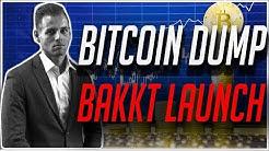 BITCOIN Bakkt Launch + Pump & Dump