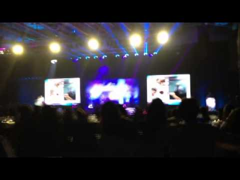 Dr. Aimee Vergara's talk in Lifestyles National Gala 2015