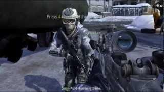 Avatar in Modern Warfare 2 / avatar v CoD MW2 CZ