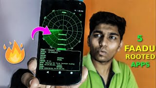 5 Best Rooted Android Apps of 2020 | HINDI