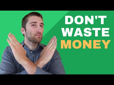 7 Things I Don't Waste My Money On (And You Shouldn't Either)