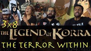 Video The Legend of Korra - 3x8 The Terror Within - Group Reaction download MP3, 3GP, MP4, WEBM, AVI, FLV September 2018