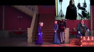 Frozen - Do you wanna build a snowman? - Fandub - Amy Aguiar