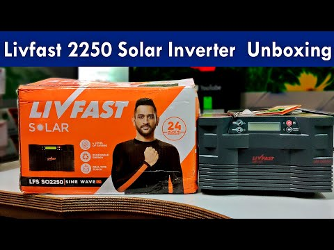 Livfast solar inverter