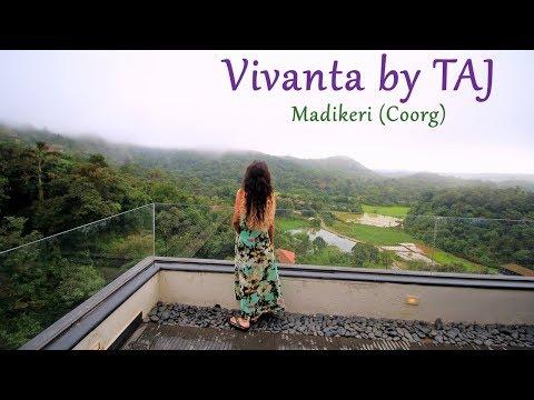 Vivanta By Taj - Coorg Madikeri Review | World Ghoomo