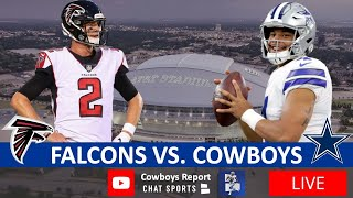 Cowboys vs. Falcons Live Streaming Scoreboard, Play-By-Play, Highlights & Stats | NFL Week 2