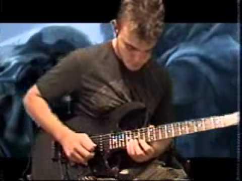Halo Theme Metal Guitar Cover- Steve Vai