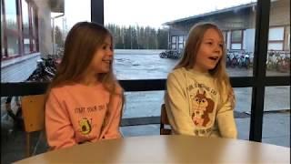 Ruskon Kirkonkylän koulun koululaiset muistelevat Retki kauppaan -kokemustaan