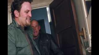 Том Круз  драка в ванной комнате