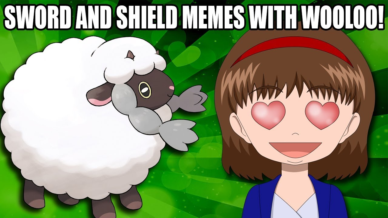 And The World Loves Wooloo More Pokemon Sword And Shield Memes