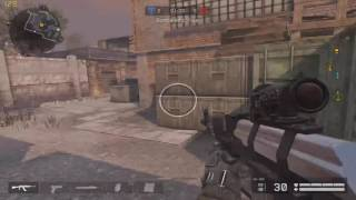 WARFACE / AK-103 4K HighLight