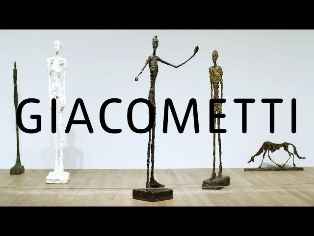Alberto Giacometti – 'A New Way of Thinking About Humanity'   TateShots