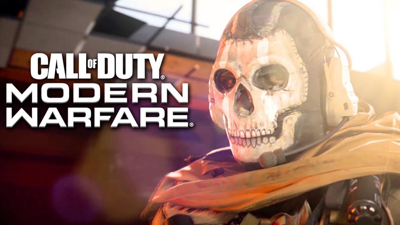 'Call Of Duty: Modern Warfare' Season 2 Intro Video Basically ...