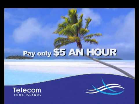 Telecom Cook Islands - National Capped Calling EXTENDED!