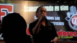 Krisspy Junto Al Cuartertazo Tipico De Nene Ranch - Cabo Eh Vela (Improvisao)