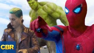 10 Things Spiderman, The Joker and The Hulk Have In Common