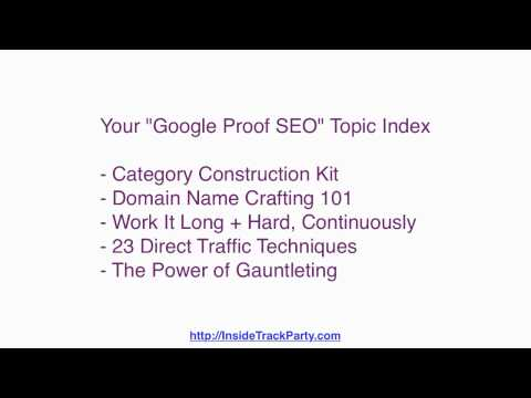 Direct Traffic Magic V1 - Near Zero SEO