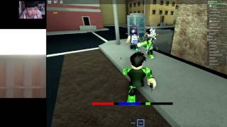The Streets | We get beat up (10+) | ROBLOX