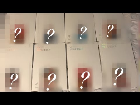[UNBOXING] Love Yourself 承 Her by BTS