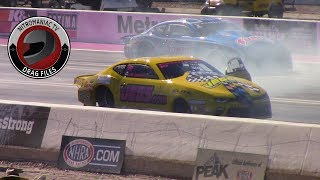 2017 NHRA Toyota Nationals @ LVMS (Part 34  - Pro Stock Car Round 2 Eliminations)
