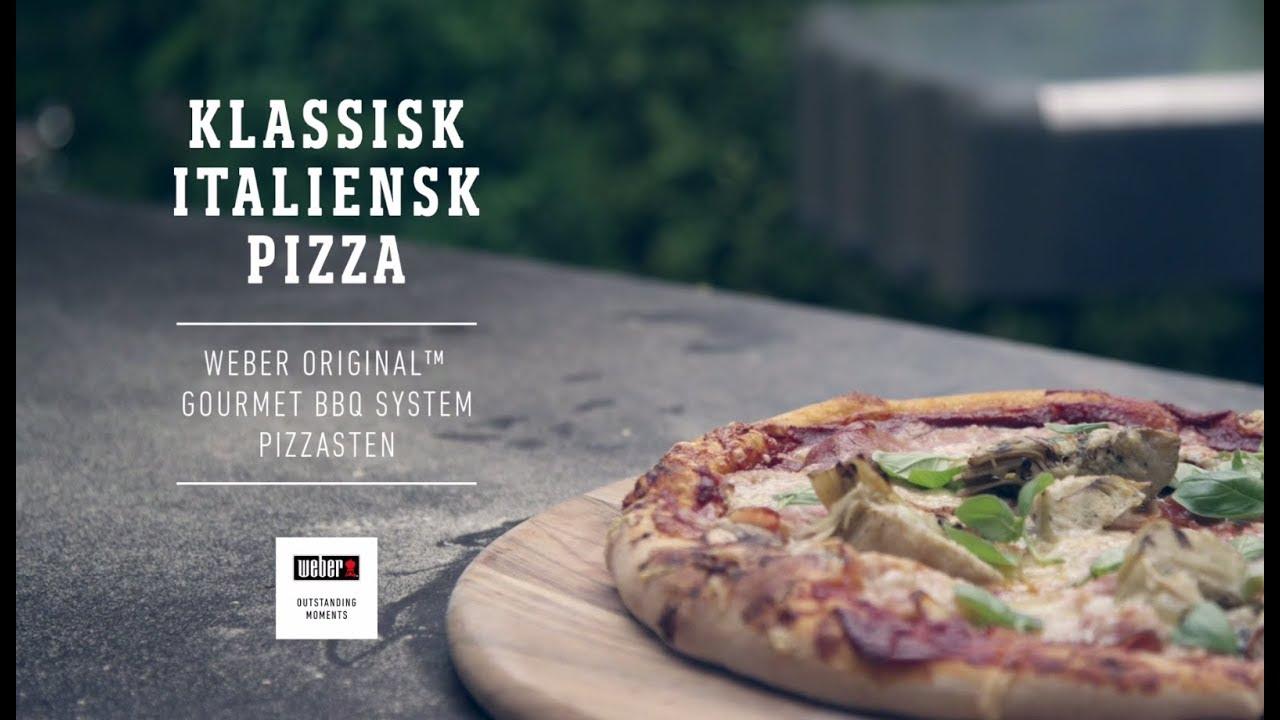 Pulled Pork På Gasgrill Q3200 : Pizza på gasgrill youtube